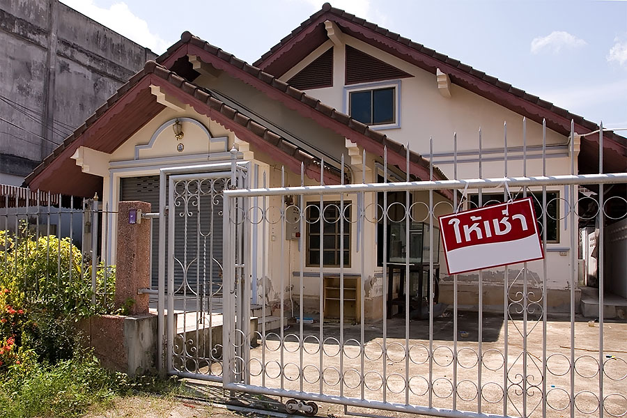 House for rent in Hat Yai