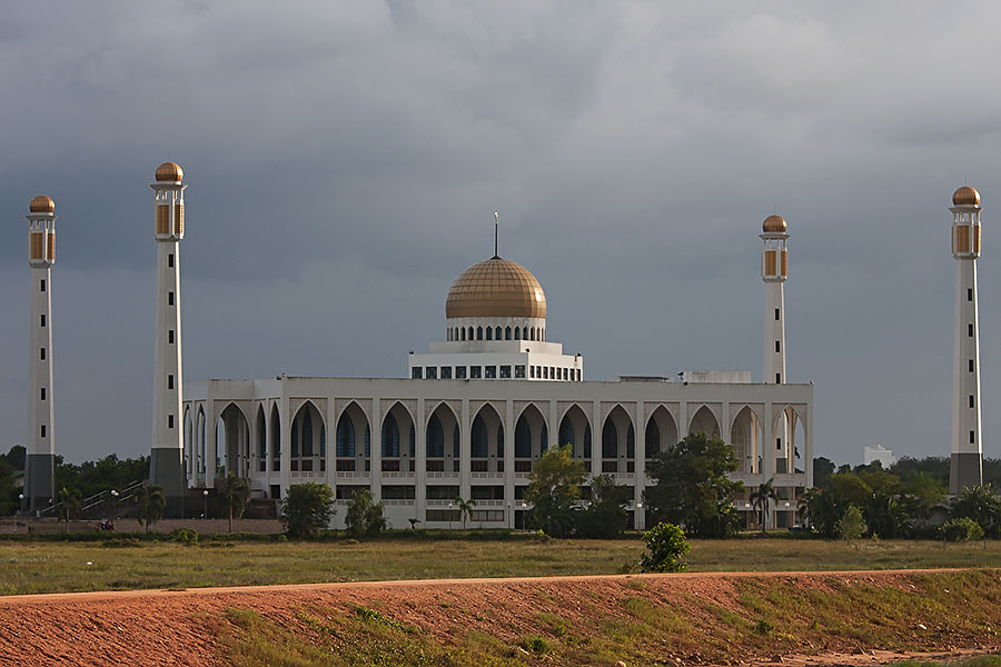 Songkhla province central mosque